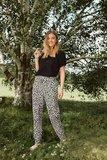 """B.Young-Joella pants """"Birch Mix""""_"""
