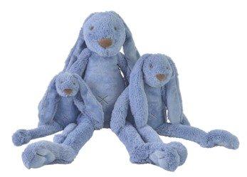 Tiny Rabbit-Deep blue 28 cm