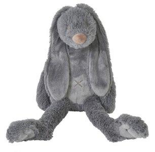 Richie Rabbit- deep grey   38cm