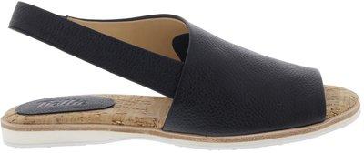 Rollie sandalen zwart