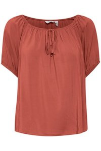 """B.Young-Joella blouse """"Etruscan Red"""""""