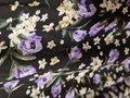 24C zwart /lila jurkje